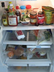 Before fridge
